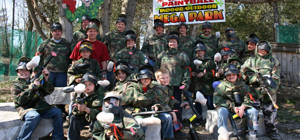 Wasaga Beach Paintball – Event – Annual Charity Fund Raiser / Opener [Saturday, April 28, 2012]