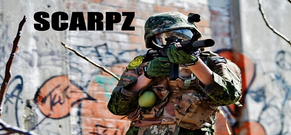 Scarpz Paintball, The Best HD First Person Videos On YouTube. London, Ontario Canada. Picton. PRZ Paintball. Scenario Milsim Abandonded Building Asylum Warzone. July 2012.