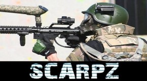 Scarpz's Tippmann 98 Custom – Modified M4