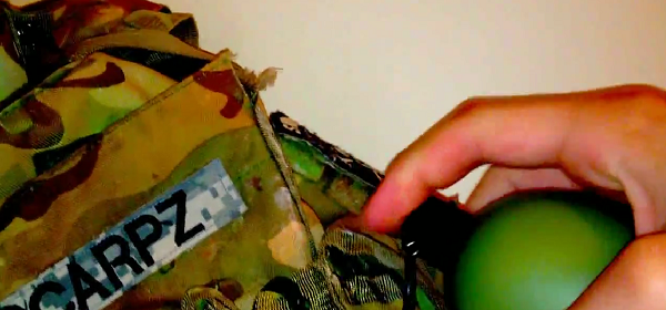 How To Attach Smoke & Paint Grenades To Your Paintball Vest
