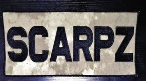 Scarpz Begins 2013 Gear Upgrade With New Camo Name Patches