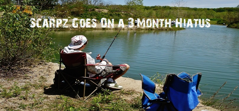 Scarpz Goes On A 3 Month Paintball Hiatus – Fishing?