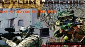 PRZ: Asylum Warzone PROMO {Prince Edward Recreational Zone}