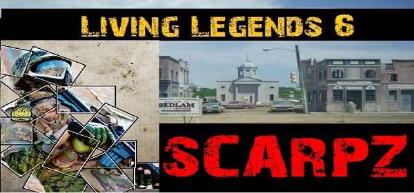 Scarpz Paintball HD Living Legends 6 Joliet, Illinois, Chicago Illinois, America, London Ontario Canada Tippman X7 Phenom G36Kit First Person HD