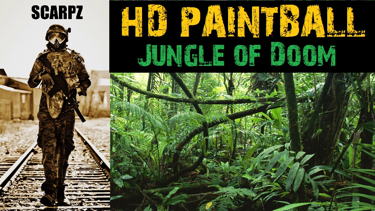 First Person Paintball: Jungle of Doom – Living Legends 6 [HD]