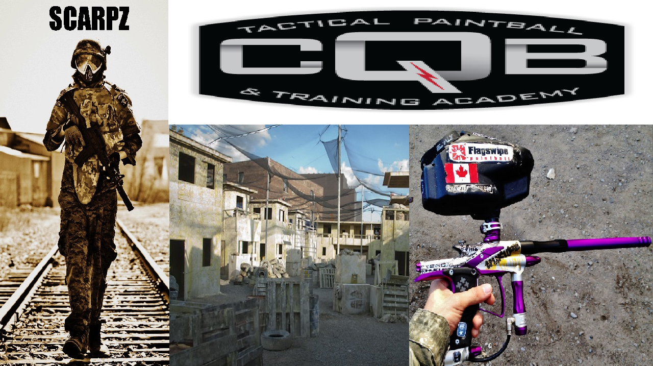 SCARPZ @ CQB PAINTBALL TORONTO: 2009 Planet Eclipse Ego Ontario Canada Close Quarters Tactical Army Military Soldier Milsim Realistic Cool Awesome Field Map