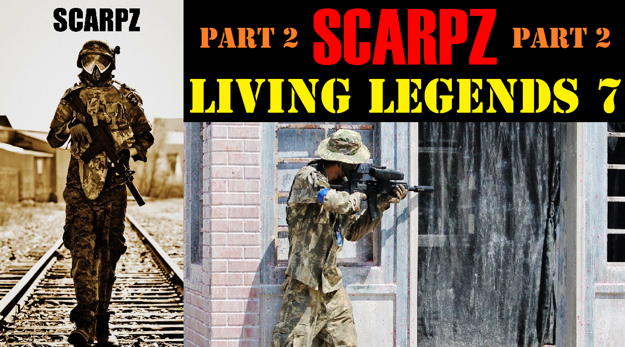 SCARPZ @ Living Legends 7 CPX Sports Joliet Illinois Matt Scarpelli Scarpz London Ontario Canada Canadian Male Guy Boy Paintballer Hot On Fire Fast Quick Sharpshooter Tippmann X7 Phenom G36 Kit Final Battle LL7 Professional Athlete London Ontario Sports Star Superstar Hero