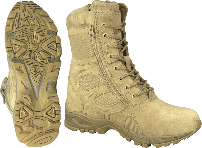 Magnum Tan Combat Boots Zipper Side Magnum Combat Boots REVIEW by SCARPZ Tactical Army Soldier Review PAINTBALL Review By SCARPZ Military Soldiers 2014 Info Price Cost Buy Online Store Shop Image Pic HD Review Camo Purchase