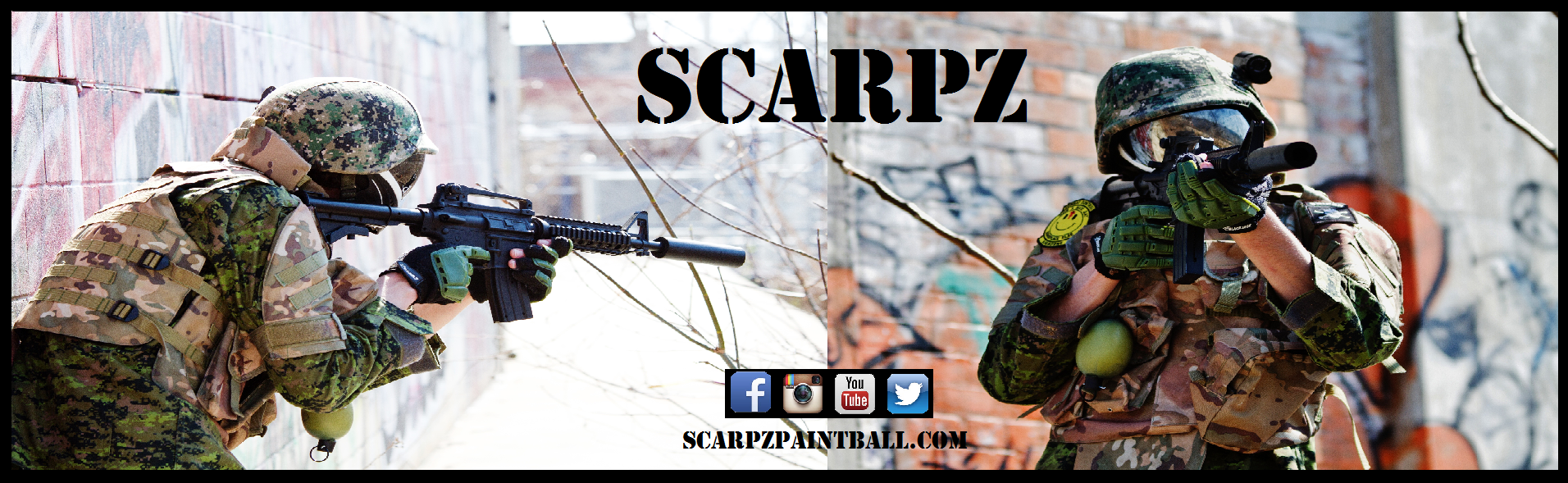 Scarpz Paintball